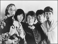 GRAPHIC IMAGE 'Buffalo Springfield - band photo'