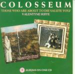 GRAPHIC IMAGE 'Those Who Are About To Die/Valentyne Suite CD covers'