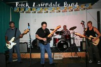 GRAPHIC IMAGE 'Rick Lawndale Band'